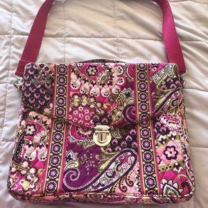 Vera Bradley Bundle - Pink Very Berry Paisley
